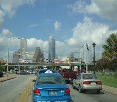 Austin city traffic