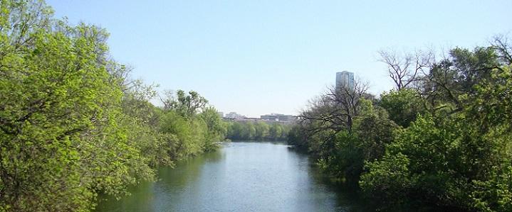 Zilker Park Barton Creek